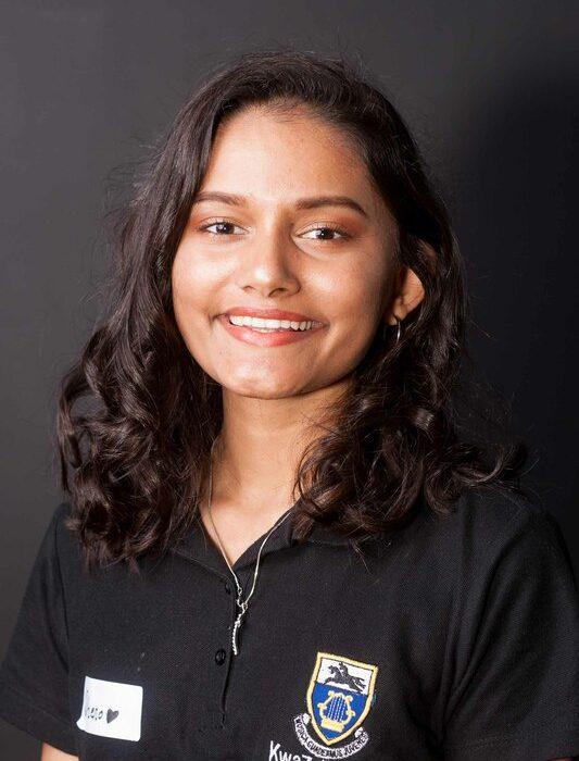 Dhenishta Chetty